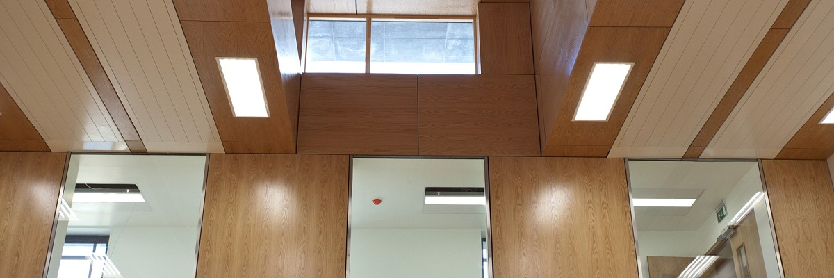 Joinery for commercial residential and domestic buildings